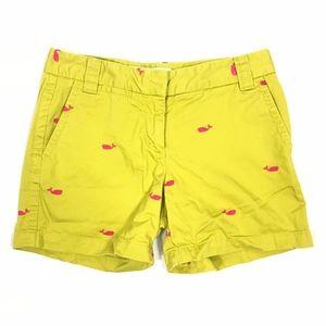 J. Crew Classic Twill City Fit Chino Shorts